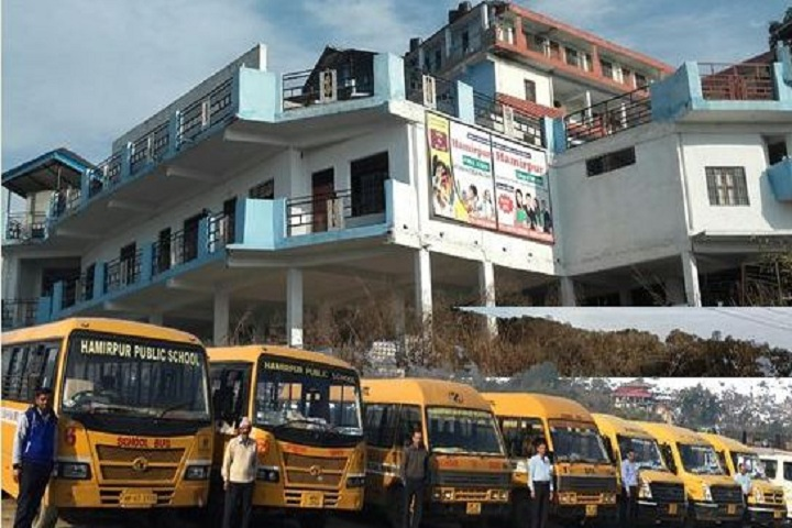 Hamirpur Public School-Transport