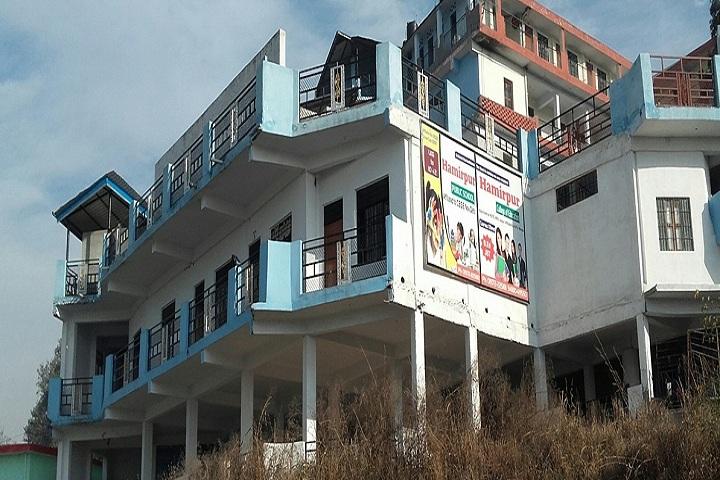 Hamirpur Public School-Campus-View