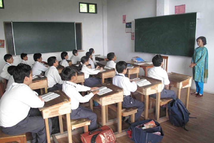 Highland Public School-Classroom