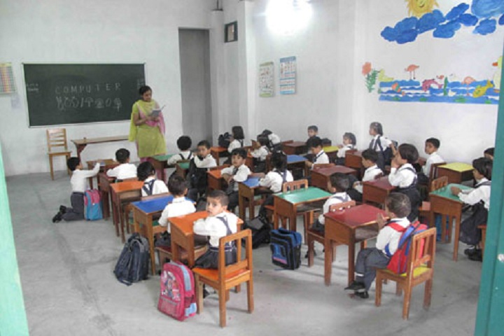Highland Public School-Classroom1