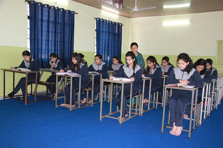 Him Academy Public School-Classroom
