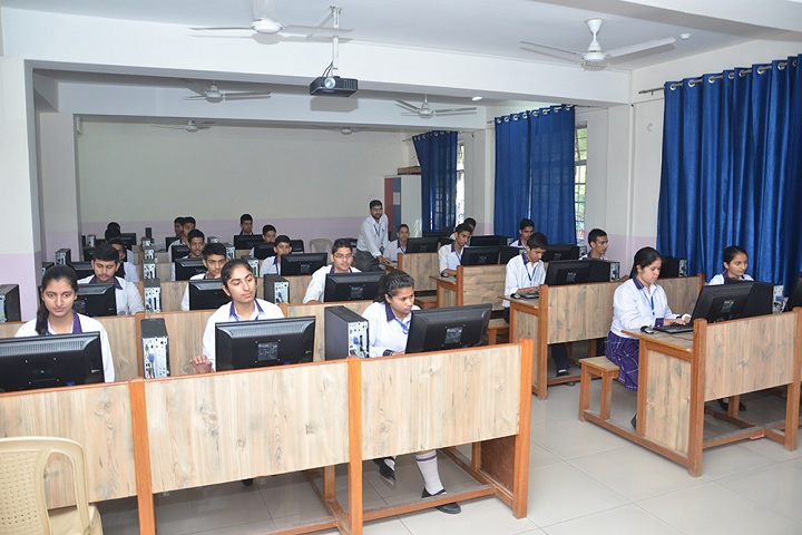 Him Academy Public School-Computer Lab