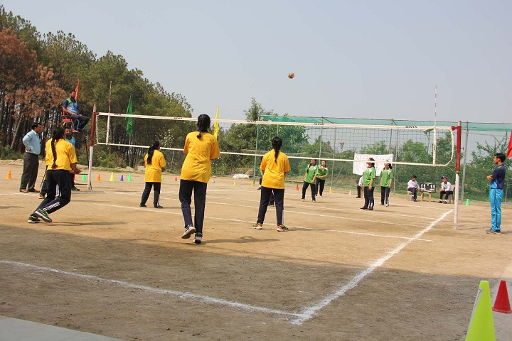Him Academy Public School-Sports