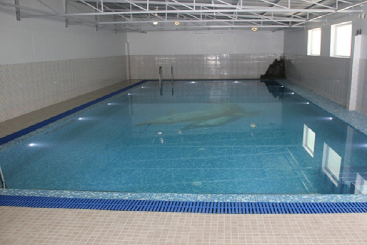 Him Academy Public School-Swimming Pool