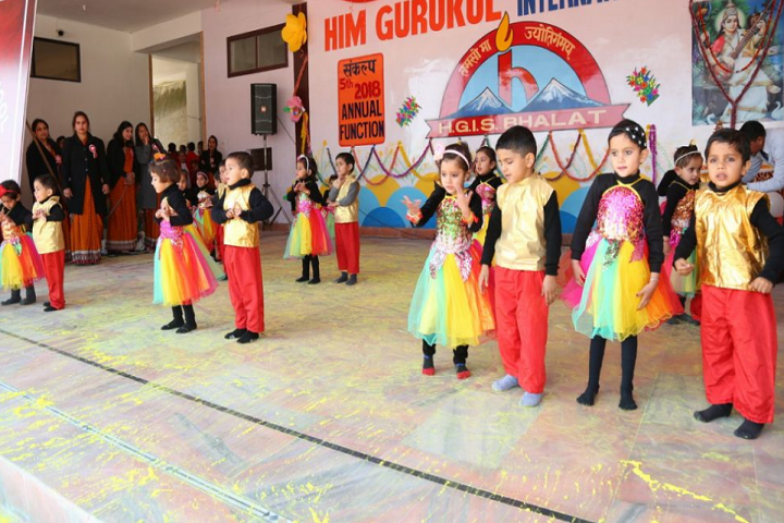 Him Gurukul International School-Fancy-Dress