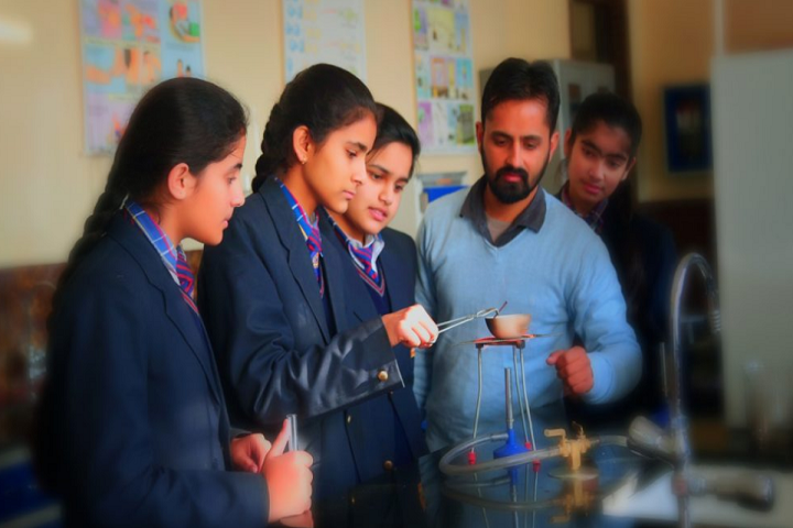 Him Gurukul International School-Lab