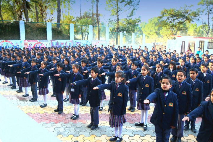 Him Gurukul International School-Prayer-View
