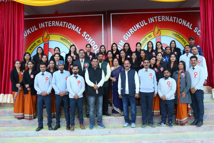 Him Gurukul International School-Staff-Photo