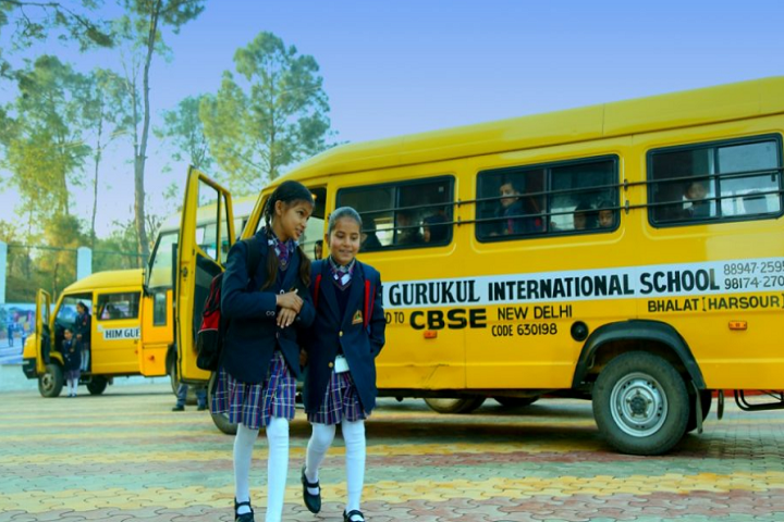 Him Gurukul International School-Transports