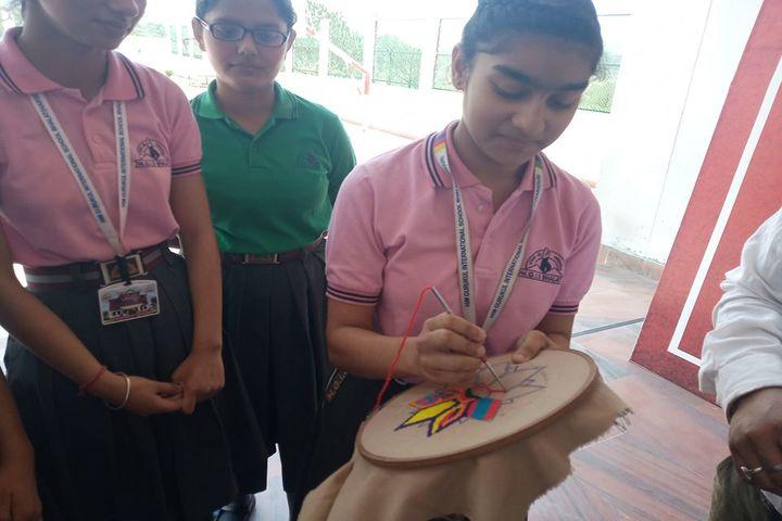 Him Gurukul International School-Activity
