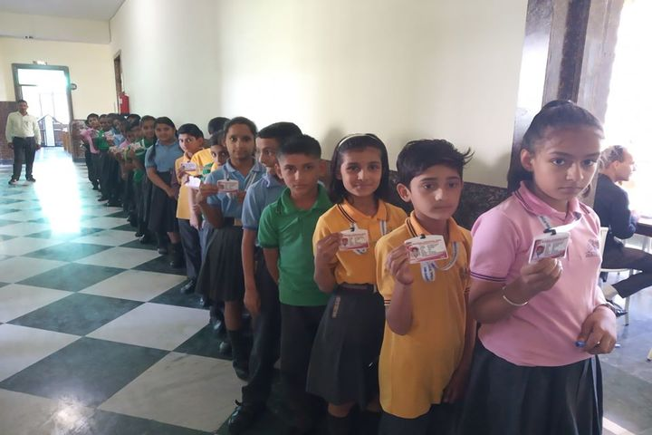 Him Gurukul International School-School Elections