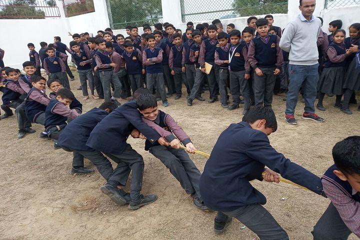 Him Gurukul International School-Sports Day