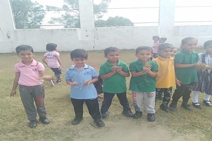Him Gurukul International School-Swach Bharat