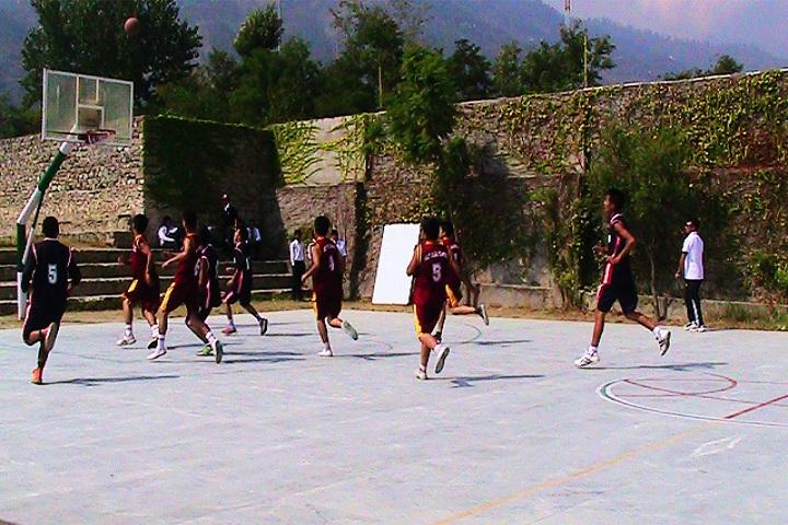 Holy Angels School-Sports