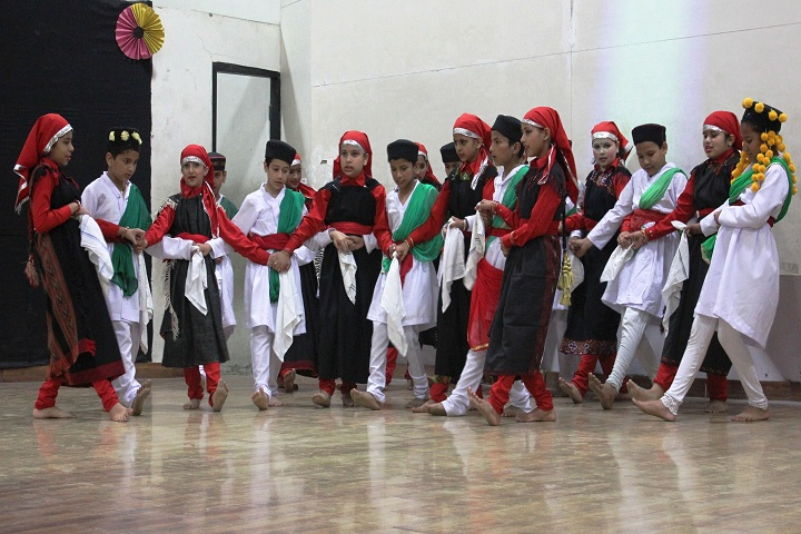 Indus Global School-Dance Room