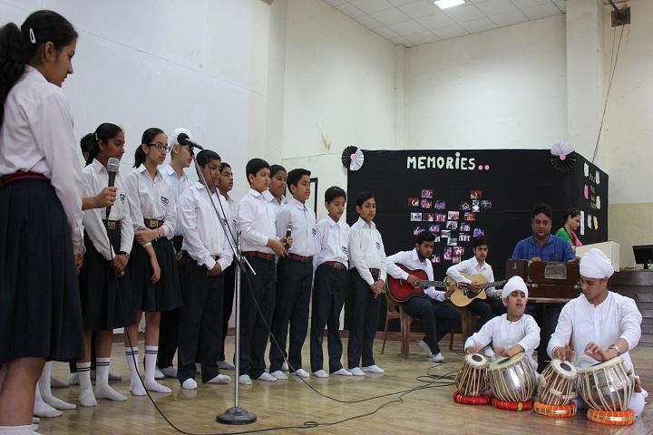 Indus Global School-Music Room