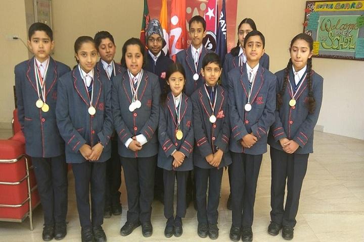 Ivy International School-Achievement