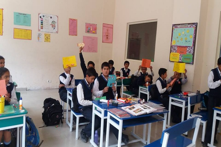 Ivy International School-Classroom