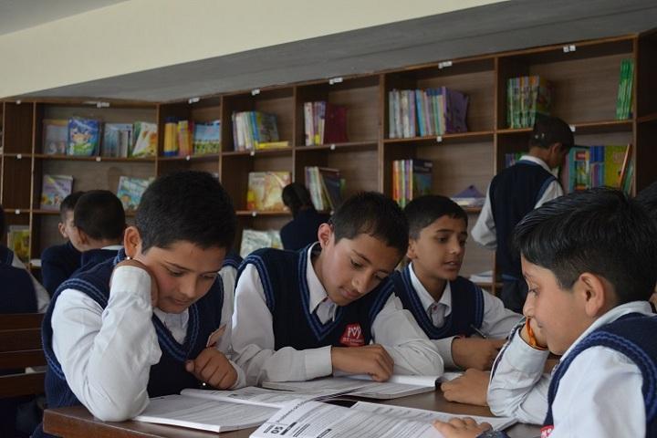 Ivy International School-Library