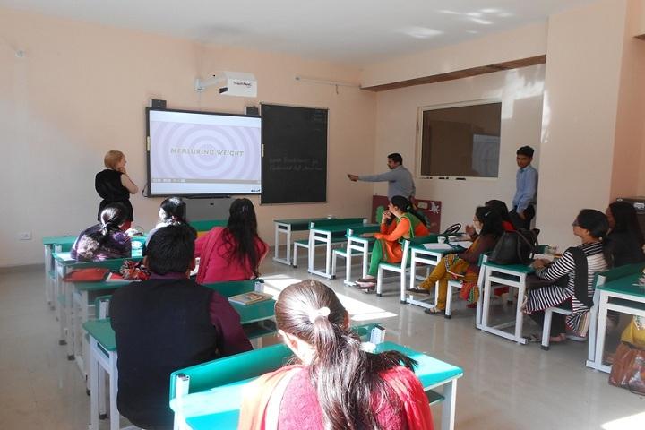 Ivy International School-Smart Classroom