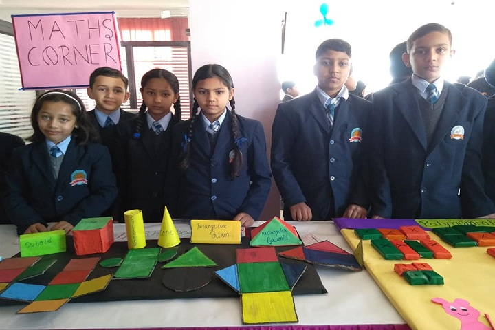 J S Wisdom World School-Activity
