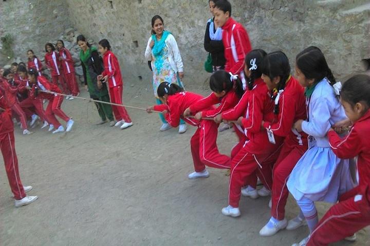 Jeori Public School-Sports