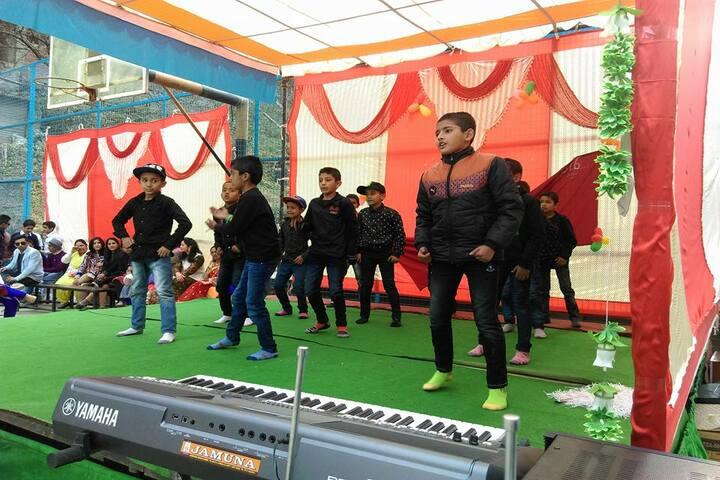 Jeori Public School-Dance-Performance