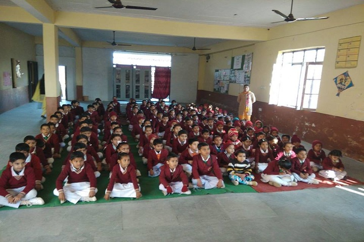 K Scholars Public School-Auditorium