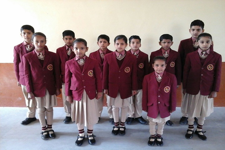 K Scholars Public School-Student-Photo