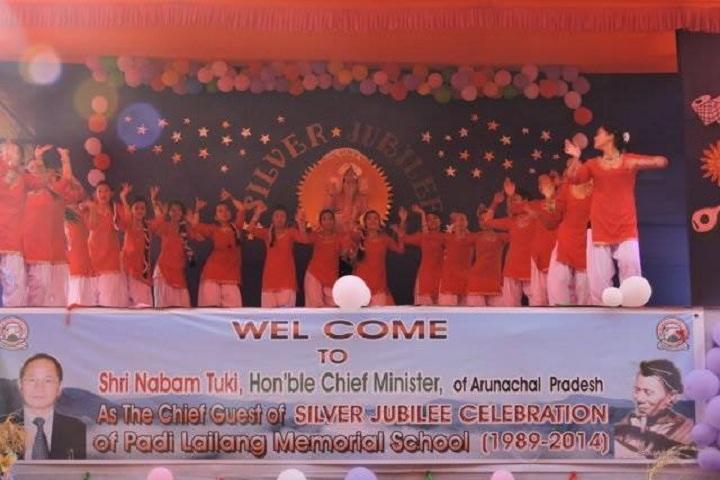 Padi Lailang Memorial School-Dance