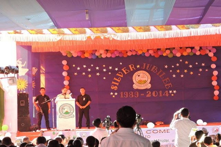 Padi Lailang Memorial School-Speech