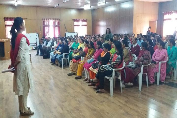 Kendriya Vidyalaya-Parents-Meeting