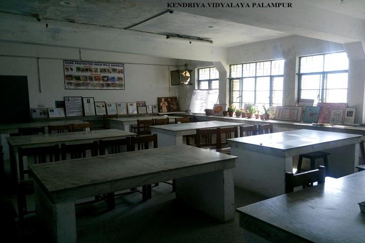 Kendriya Vidyalaya-Laboratory