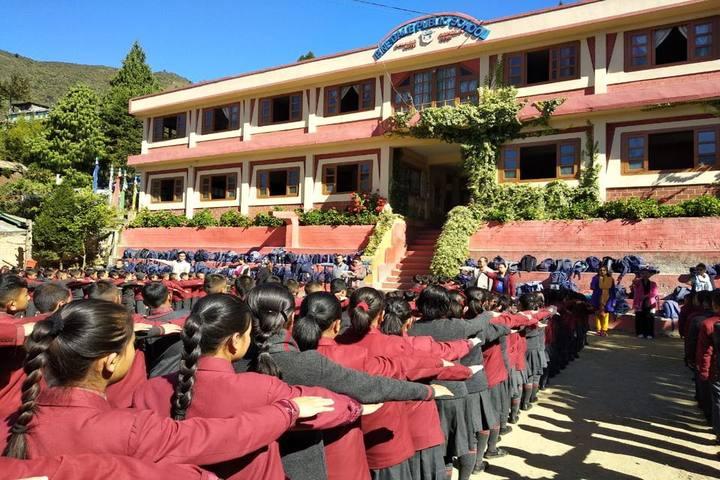 Pine Dale Public School-Assembly