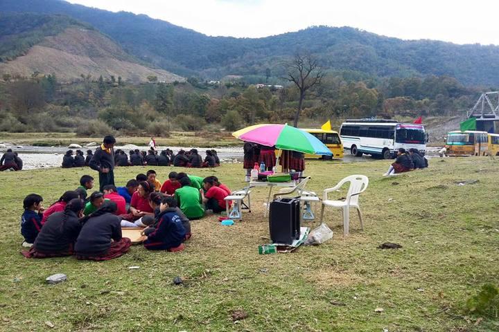 Pine Dale Public School-Camp