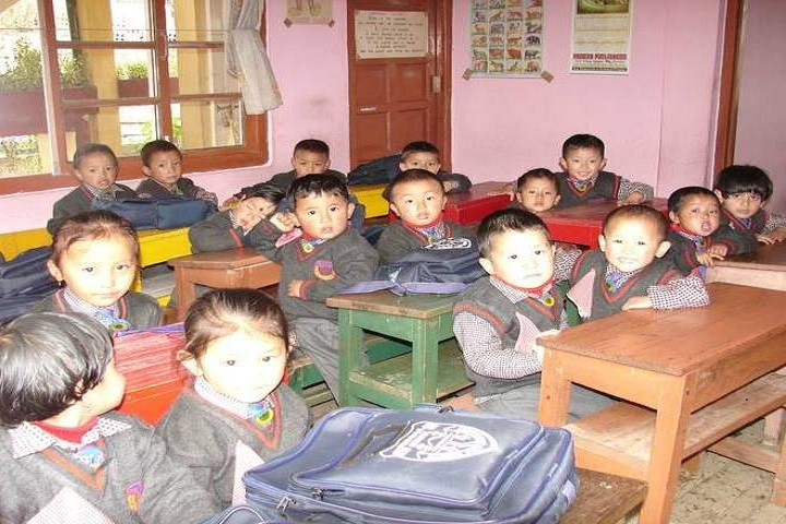 Pine Dale Public School-KG Classroom