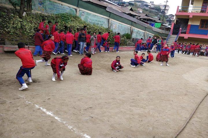 Pine Dale Public School-Sports