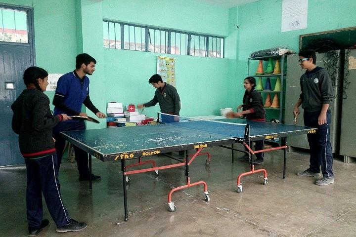 Kendriya Vidyalaya-Sports-Room