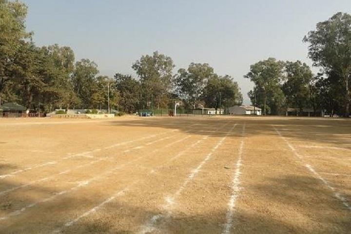 Kendriya Vidyalaya-Play-Ground