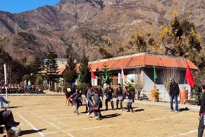 Kendriya Vidyalaya-Sports-Ground