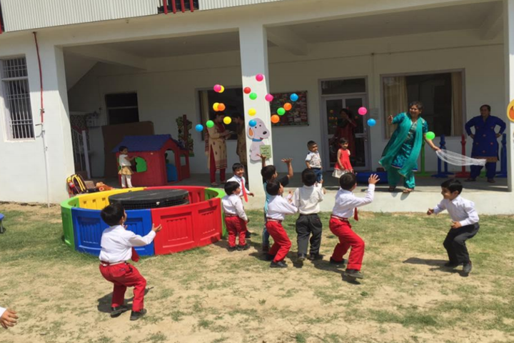 La Montessori School-Activity