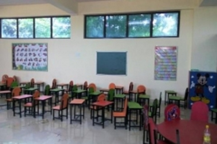 Laureate Global School-Classroom