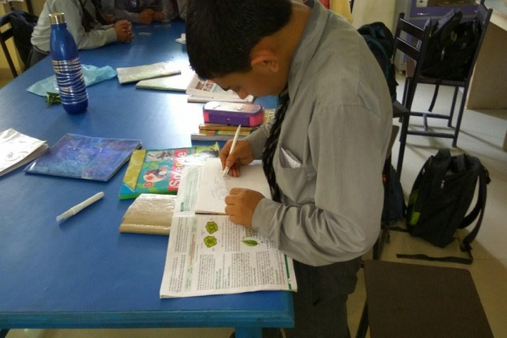 Laureate Global School-Drawing