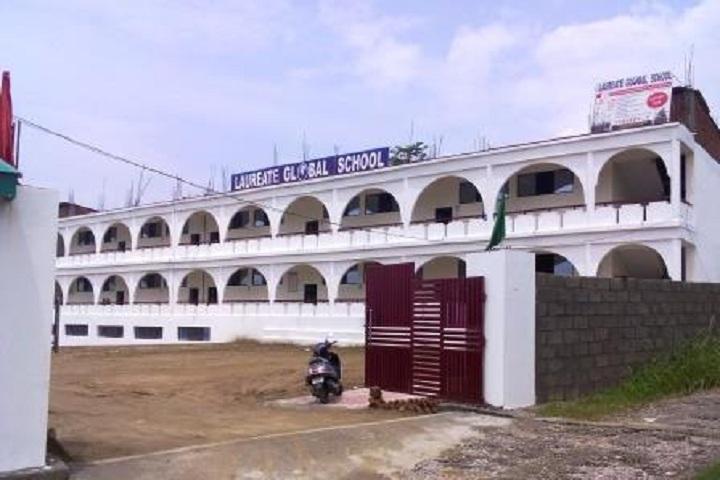 Laureate Global School-Entrance View