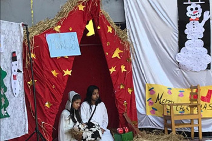 Lawrence Public School-Christmas-Celebration