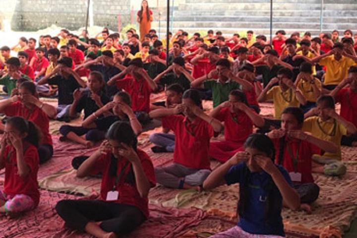 Lawrence Public School-Yoga