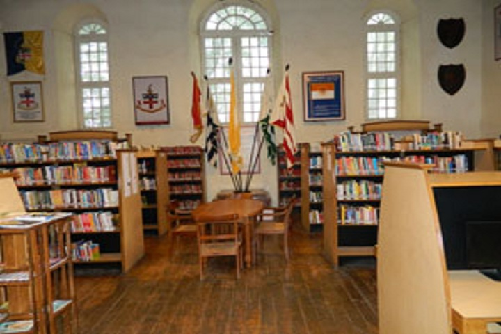 The Lawrence School-Library
