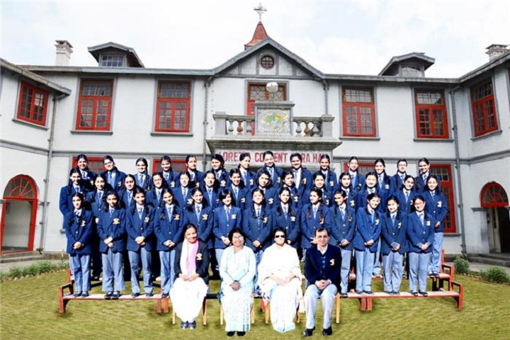 Loreto Convent School-Student Photo1