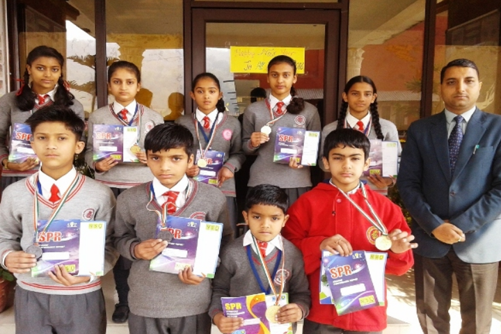 Lotus International Convent School-Achievement