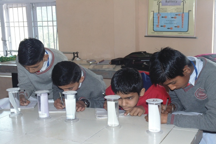 Lotus International Convent School-Biology-Lab